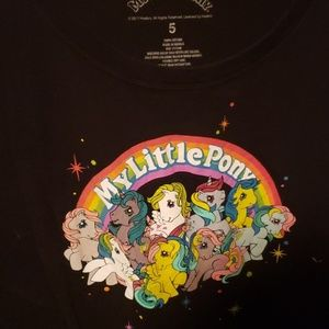 Retro My Little Pony shirt